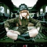 ロシア人美人コスプレイヤー「ナスチャん」が早稲田にメイドカフェをオープン!