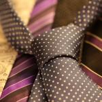 ネクタイのディンプルを簡単かつ立体的に作ることができるクリップが登場!