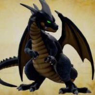ブラックドラゴンドラクエ11